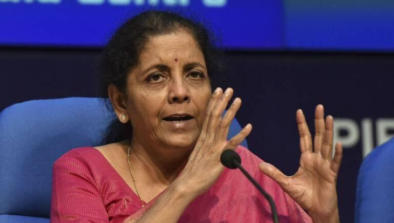 Lockdown: Nirmala Sitharaman