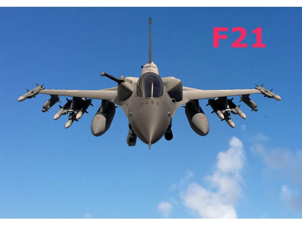 F21 Fighter Jet