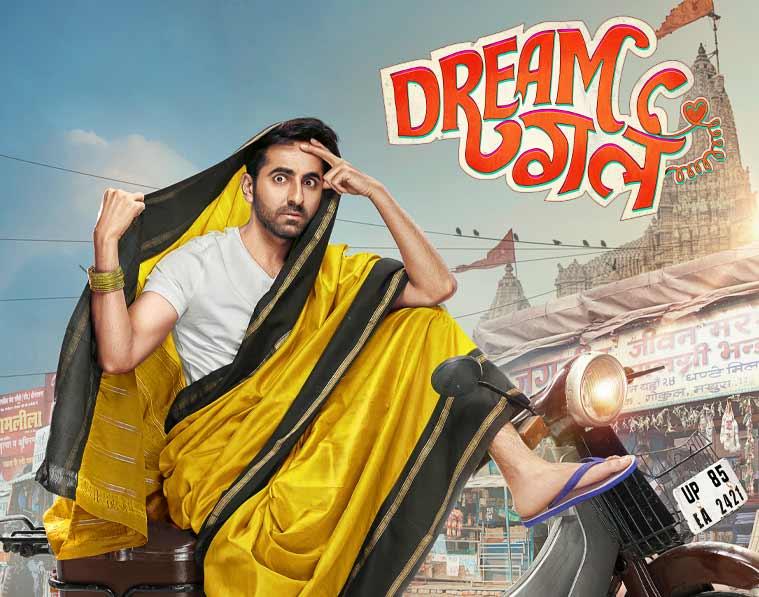 DreamGirl Movie