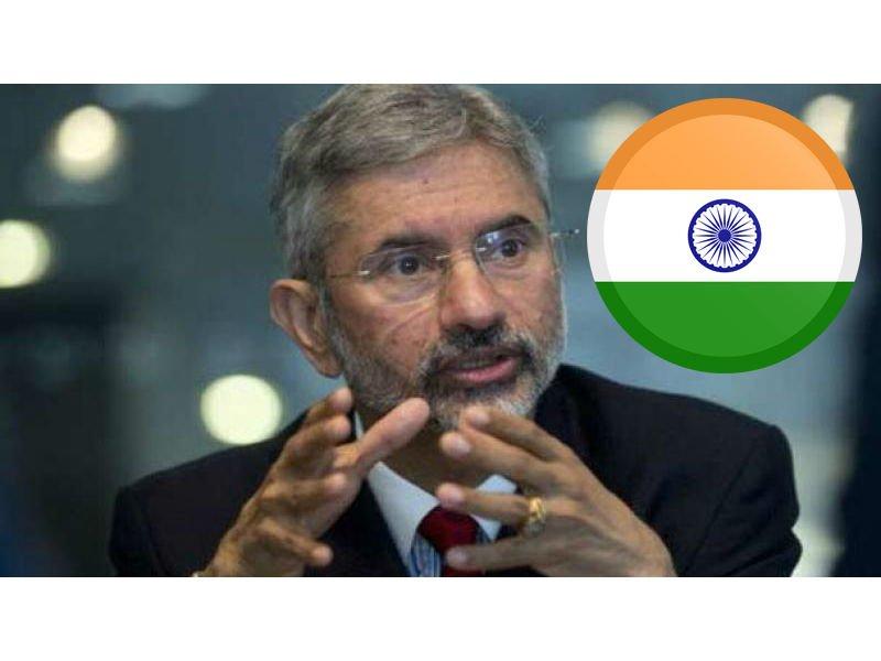 indian foreign minister jaishankar
