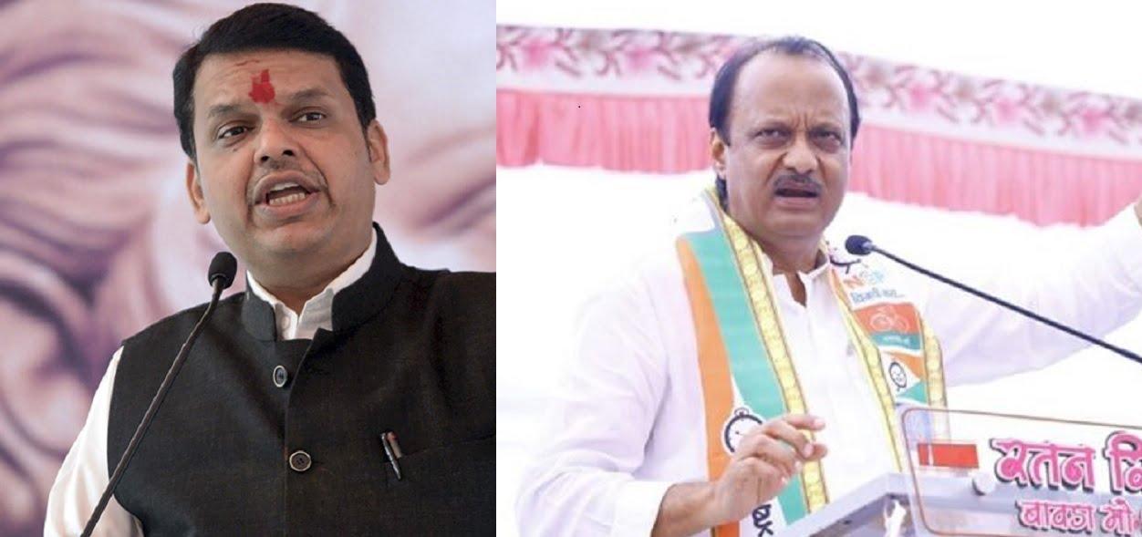 BJP-NCP Alliance