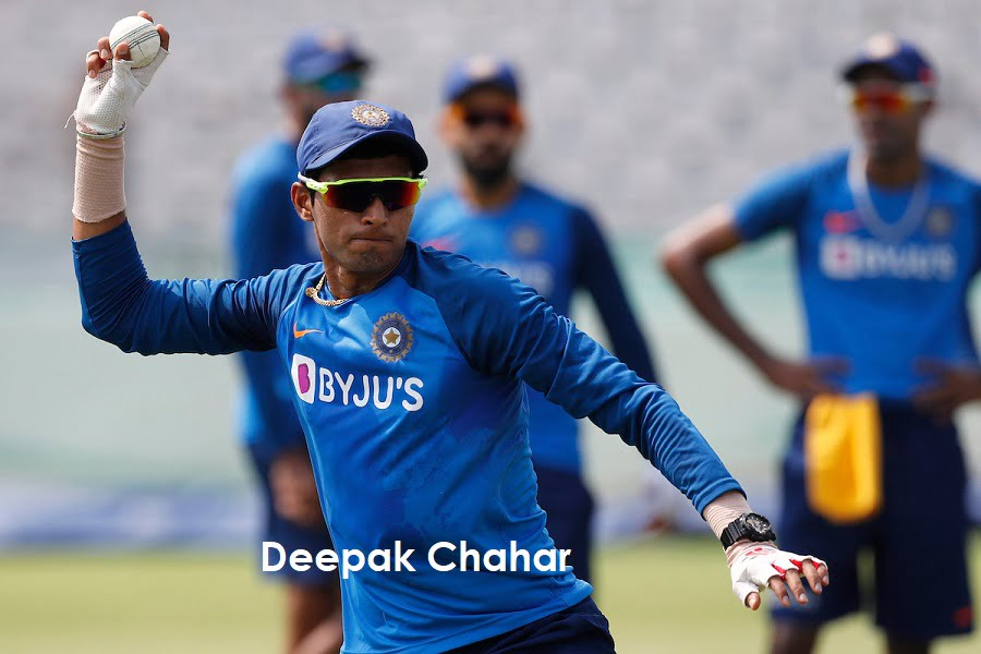 Deepak Chahar has been ruled out of the 3rd @Paytm #INDvWI ODI